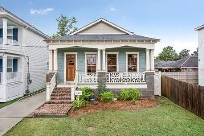 New Orleans Single Family Home For Sale: 430 35th Street