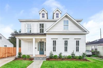 Metairie Single Family Home For Sale: 611 Homestead Avenue