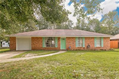 Slidell Single Family Home For Sale: 1441 Fremaux Avenue
