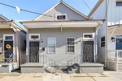 Single Family Home For Sale: 8409 Cohn Street