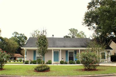 Slidell Single Family Home For Sale: 210 Bluefield Drive