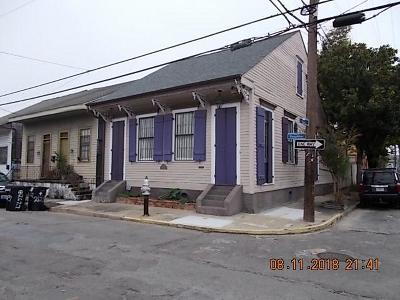 New Orleans Single Family Home For Sale: 2633 Dauphine Street