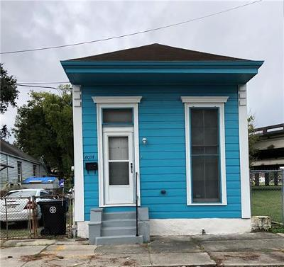 New Orleans Single Family Home For Sale: 2014 Touro Street