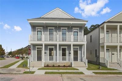 New Orleans Townhouse For Sale: 643 St Mary Street