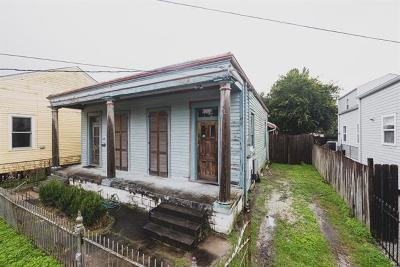 New Orleans Single Family Home Pending Continue to Show: 712 Austerlitz Street