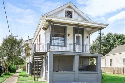 New Orleans Single Family Home For Sale: 3300 Palmyra Street
