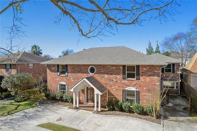 Metairie Single Family Home Pending Continue to Show: 4704 Beau Lac Lane
