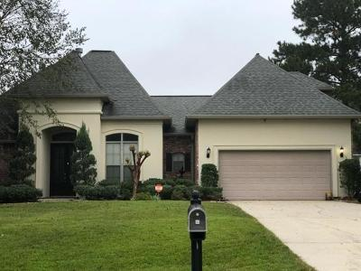 Covington Single Family Home For Sale: 188 Golden Meadow Drive