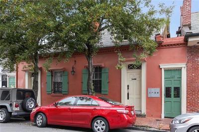 New Orleans Condo For Sale: 829 Ursulines Avenue #6