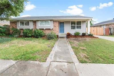 Metairie, Metarie, Metiairie, Metirie, Metrairie Single Family Home For Sale: 7200 Schouest Street