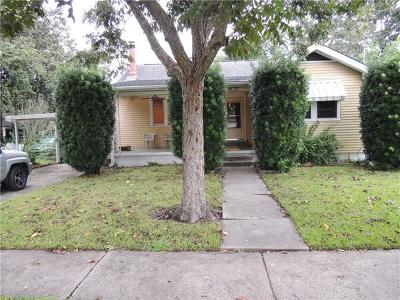 Metairie Single Family Home Pending Continue to Show: 3009 49th Street