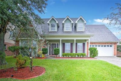 Slidell Single Family Home Pending Continue to Show: 122 Pebble Beach Drive