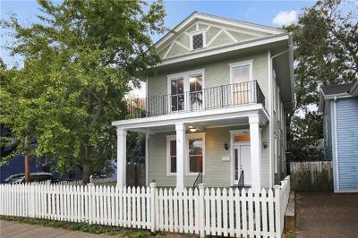 Single Family Home For Sale: 202 S Hennessey Street