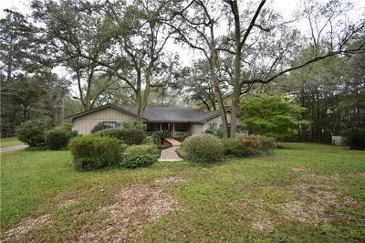 Covington Single Family Home For Sale: 77361 Old Military Road