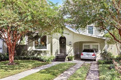 Single Family Home For Sale: 6917 West End Boulevard