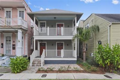 New Orleans Multi Family Home For Sale: 4305 Prytania Street