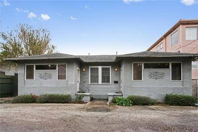 New Orleans Multi Family Home Pending Continue to Show: 2108 Adams Street