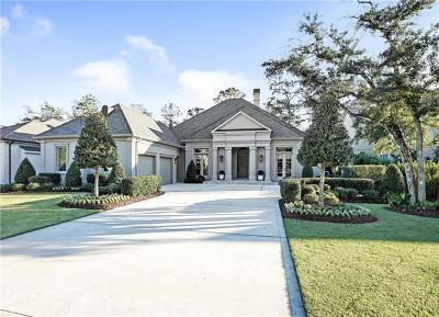 Covington LA Single Family Home Pending Continue to Show: $1,296,000