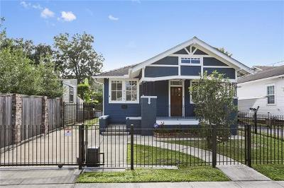 New Orleans Single Family Home For Sale: 4516 Loyola Avenue