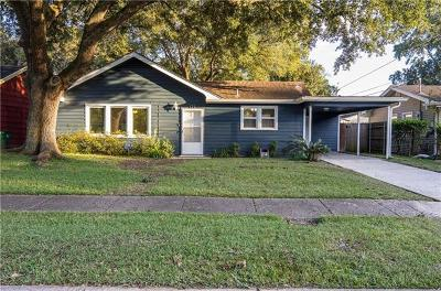New Orleans Single Family Home For Sale: 121 Coventry Court