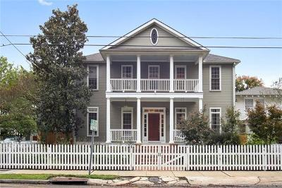 New Orleans Single Family Home For Sale: 177 Broadway Street