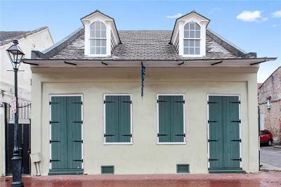 New Orleans Condo For Sale: 1017 Conti Street #2
