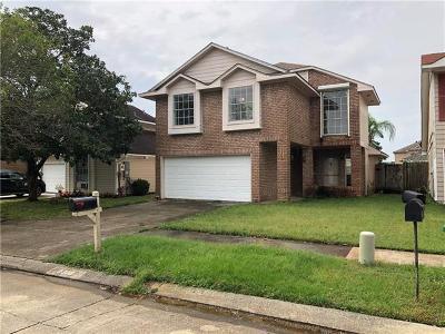 Gretna Single Family Home For Sale: 3308 Mallard Street