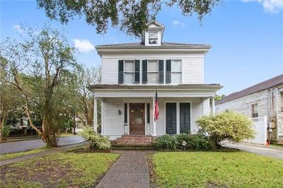 New Orleans Single Family Home For Sale: 7933 Jeannette Street