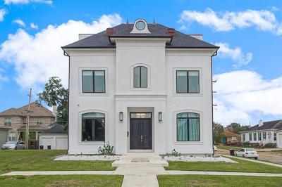 Lakeview Single Family Home For Sale: 6901 Canal Boulevard