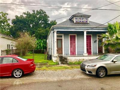 New Orleans Multi Family Home For Sale: 3224 St Ann Street