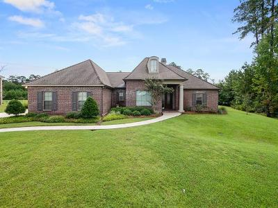 Madisonville LA Single Family Home For Sale: $600,000