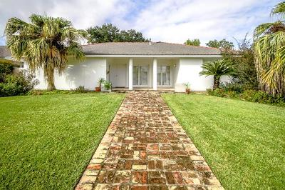 New Orleans Single Family Home For Sale: 7414 Sardonyx Street