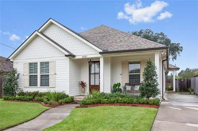Metairie Single Family Home For Sale: 1020 Green Avenue