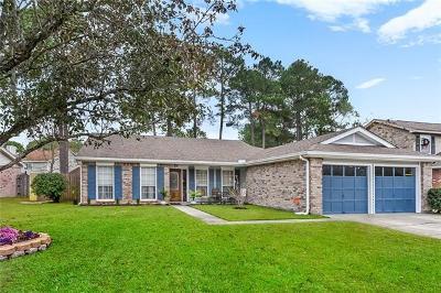 Slidell Single Family Home For Sale: 239 Cross Gates Boulevard