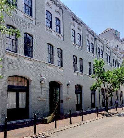 New Orleans Condo For Sale: 700 Commerce Street #207