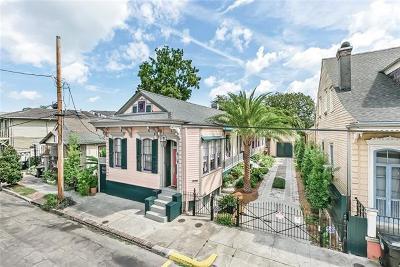 New Orleans Single Family Home For Sale: 919 Kerlerec Street
