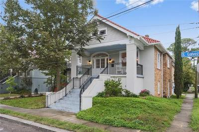 New Orleans Multi Family Home For Sale: 4934 S Galvez Street