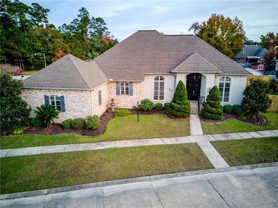 Slidell Single Family Home For Sale: 123 Spartan Trace Loop