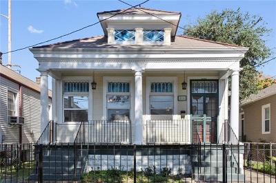 Single Family Home For Sale: 4735 Iberville Street