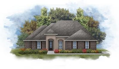 Covington Single Family Home For Sale: 283 Saw Grass Loop