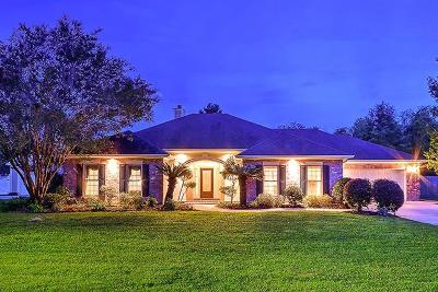 New Orleans Single Family Home For Sale: 3160 Jack Wyman Rd Road