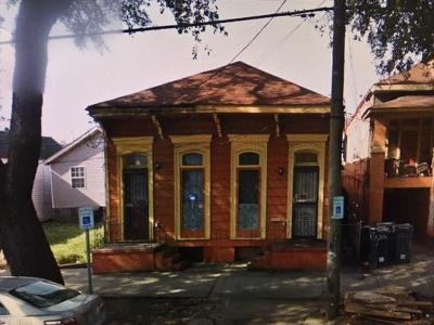 New Orleans Multi Family Home For Sale: 1326 Elysian Fields Avenue