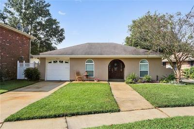 Metairie, Metarie, Metiairie, Metirie, Metrairie Single Family Home For Sale: 4104 Lemon Street