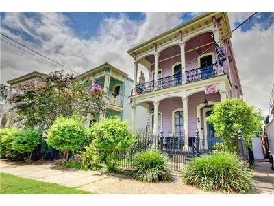 New Orleans Multi Family Home For Sale: 1328 Esplanade Avenue