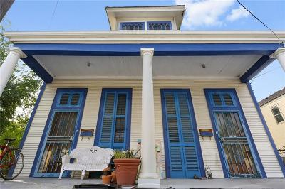 New Orleans Multi Family Home For Sale: 826 Bartholomew Street