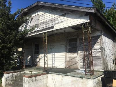 New Orleans Multi Family Home For Sale: 3132 Broadway Street