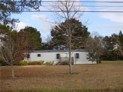 Covington Single Family Home For Sale: 75447 Horse Branch Road