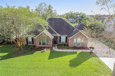 Luling Single Family Home For Sale: 151 Cottage Drive