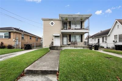 New Orleans Multi Family Home For Sale: 4616-18 Marigny Street
