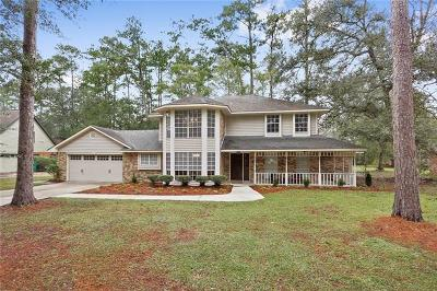 Slidell Single Family Home For Sale: 427 Nighthawk Drive